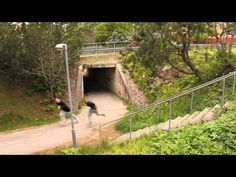 PARKOUR ACADEMY (How to Overcome Fear and Learn the Kong Vault) - YouTube