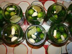 Cristina's world: Castraveti bulgaresti Pickles, Cucumber, Food And Drink, Cakes, Drinks, Dukan Diet, Drinking, Beverages, Cake Makers