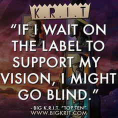 big krit my interpretation lyrics