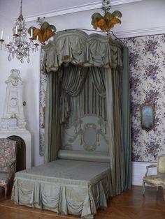 a-l-ancien-regime:    Interior, Schloss Seehof
