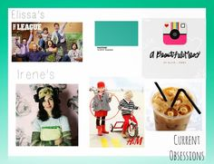 HerMamas: Current Obsessions... The League, turquoise, a beautiful mess app and more....