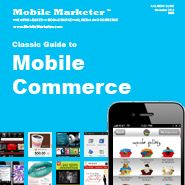 Mobile Marketer's Classic Guide to Mobile Commerce