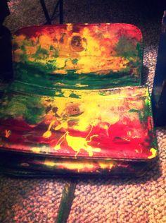 Inside Bob Marely Bag