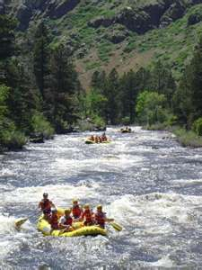 Estes Park, CO - Whitewater Rafting