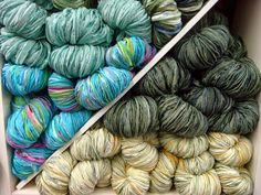 Will's Wools Colinette Giotto