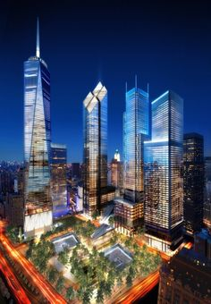 WTC 2 - Foster & Partners