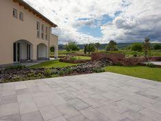 Moderne terrassengestaltung  26 best Trendy: Moderne Terrassen mit Naturstein images on Pinterest ...