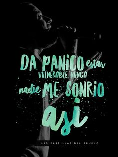 Las pastillas del abuelo #lpda Song Quotes, Music Quotes, Spanish Phrases, Life Rules, Rock And Roll, Rap, Poems, Lyrics, Neon Signs