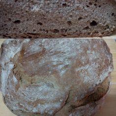 Muy fan del pan de centeno...#bread #slowcooked #rye