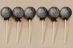 Death Star Lollipops will Explode Your Taste Buds - foodista.com