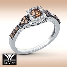 Chocolate Diamonds....two of my favorite things put together!
