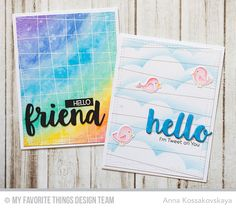 MFT April Release Countdown Day 3 @akossakovskaya #cardmaking #mftstamps