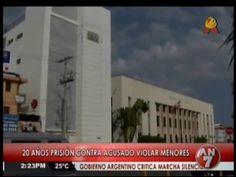 Condenan A 20 Años De Prision A Hombre Por Violar A Sus Hijastras Menores De Edad #Video