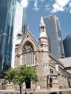 St Stephen's Cathedral, Brisbane, Australia