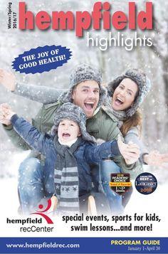 Hempfield Highlights Winter/Spring 2017 Program Guide is out!  See it here: http://hempfieldrec.com/wp-content/uploads/Hemp-Highlights-WEB.pdf