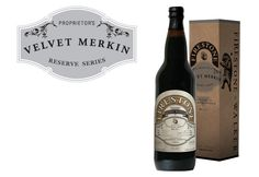 Velvet Merkin - Firestone Walker. I love a dark, boozy beer, but I don't always want something heavy. The Velvet Merkin gives me the vanilla bourbon, and rich chocolate while staying smooth and drinkable.