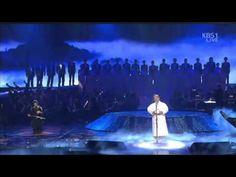 아리랑 장사익대통령취임경축음악회  Corean Song. ^^^