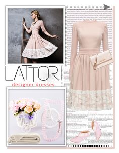 """""""lattori"""" by karic-lejla ❤ liked on Polyvore featuring Lattori, Givenchy Haute Couture and MICHAEL Michael Kors"""