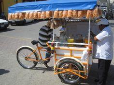 LL: Se den her board: http://www.pinterest.com/cykelkokken/foodbikes/