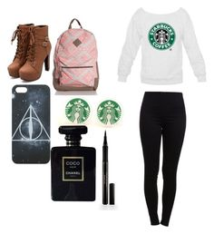 """Untitled #24"" by giannaabbs on Polyvore"
