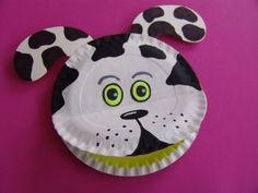 Vyrobte si zvířátka z papírových talířků | Babyweb.cz