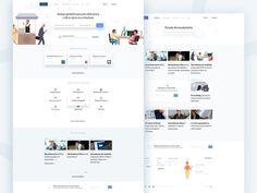 Jobs Portal - Web design