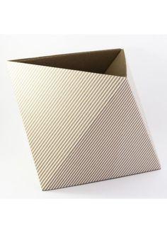 Meer dan 1000 idee n over papiermand op pinterest krantenmand weven en hergebruik van papier - Ideeen van interieurdecoratie ...