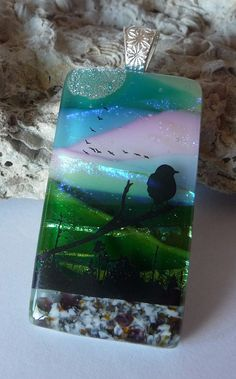Honorable Mention  AAE Glass & Olympic Kiln Glass Fusing Contest Winners