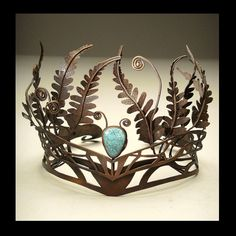 Fern tiara. If I had this, I would so be the Wooden Elf Queen!