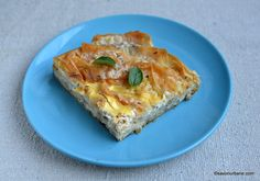 Lasagna, Quiche, Appetizers, Breakfast, Ethnic Recipes, Mai, Food, Diet, Morning Coffee
