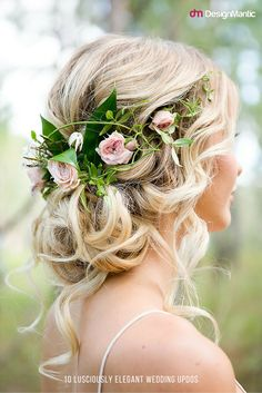 Looking for Hairstyle Ideas For Summer Weddings?  Here are 10 luscious hairstyles that every women would love to wear. You can now personalize your wedding down to the most common denominator. In this respect, the Pinterest user community has proven to be quite the resource, letting the groom and bride take charge and get the perfect ingredients ready for the dream wedding.  Here are Wedding Pinners To Follow To Make Your Big Day Interesting: http://www.designmantic.com/blog/24-best-pinte