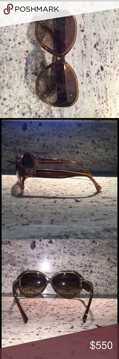 Louis Vuitton sunglasses Like New only worn once authentic Louis Vuitton sunglasses includes certificate of authenticity Louis Vuitton Accessories Sunglasses