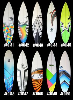 Surfboard Painting, Surfboard Shapes, Surfboard Art, Skateboard Art, Surf Spray, E Skate, Custom Surfboards, Surf Accessories, Surfing Quotes