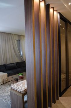 Living Room Partition, Luxury Homes Dream Houses, Furniture Showroom, Villa, Wooden Walls, New Room, Home Decor Bedroom, Decoration, My House