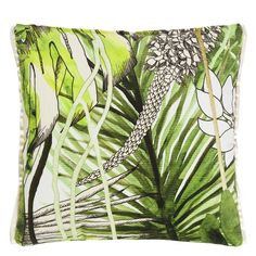 Soft Jardin Exo Chic Rainette Cushion