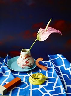 like the idea of everyday / mundane kitchen objects Bold Horizons - Sonia Rentsch.  Photography by lisa cohen.