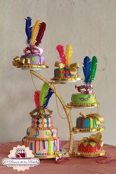 Facebook - Pastel XV Años Carnaval