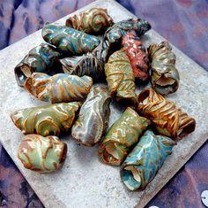 More ceramic beads!