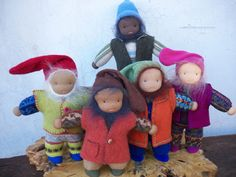 beautiful dolls from The Puppenstube