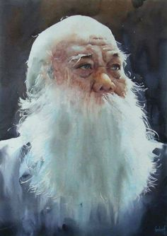 In the city of Bornova, Turkey, there was a competition of watercolors. We came the best of the best, most powerful painters of our time