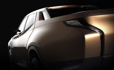GR-HEV - Sport Utility Hybrid Truck (Pick up Hibrid) Concept