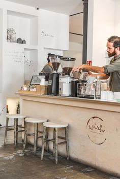 Ontbijten in Lissabon bij Wish Slow Coffee House LX Factory