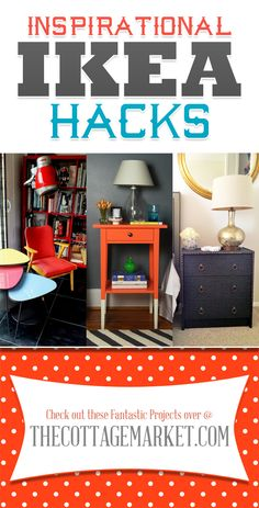 Inspirational IKEA Hacks - The Cottage Market