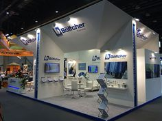 Your Exhibition Stand Supplier Does More than Just Sell You an Exhibition Stand