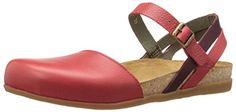 El Naturalista Womens NF41 Zumaia Flat Sandal Grosella Mixed 42 EU11115 M US >>> Details can be found by clicking on the image.