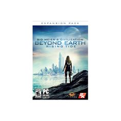 Sid Meier's Civilization Beyond Earth: Rising Tide - Expansion Pack - Electronic Software Download PC Game