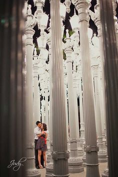 The beginning of Sandy and Chris's love story started at a wedding! Engagement Pictures, Engagement Shoots, Wedding Engagement, Couple Photography, Engagement Photography, Wedding Photography, Lacma Lights, Bae, Couple Photoshoot Poses