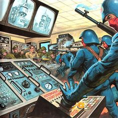 How to Clean Linoleum >> G. Joe had gotten wind of Cobra Commander's plan to take the flooring industry by storm. Thundercats, Comic Art, Comic Books, Black And White Comics, Cartoon Clip, Cobra Commander, Storm Shadow, Gi Joe Cobra, Nostalgia