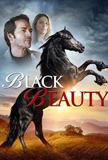 """""""Black Beauty,"""" a film centering on a 15 year-old girl who volunteers at a city pound, and convinces her Grandfather in the country to adopt a horse that was rescued from an abusive owner. They spend the summer rehabilitating """"Black Beauty."""