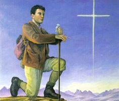 Jesus Ressuscité, Saints, Baseball Cards, Blog, Jonah And The Whale, The Beatitudes, Old Testament, Saint Francis, Blogging